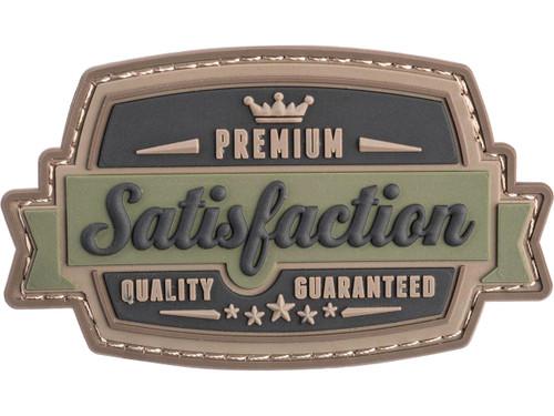 "Mil-Spec Monkey ""Satisfaction"" PVC Morale Patch"