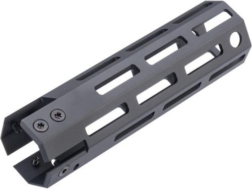 Silverback Airsoft CNC Aluminum M-LOK Handguard for Desert Tech SRS-A2 Airsoft Sniper Rifles - Short