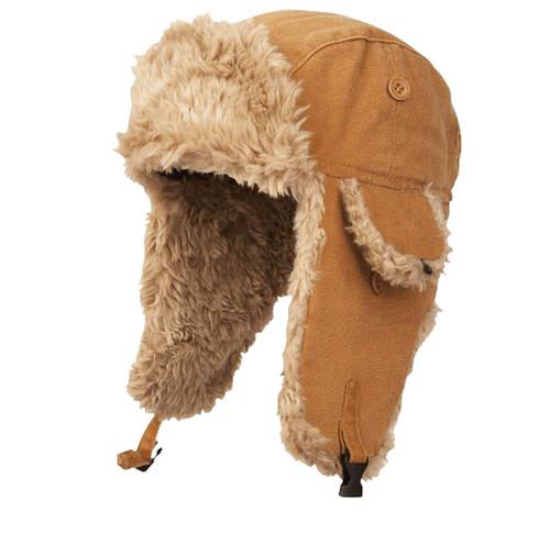 Aviator Hat (Brown) - 4 Pack