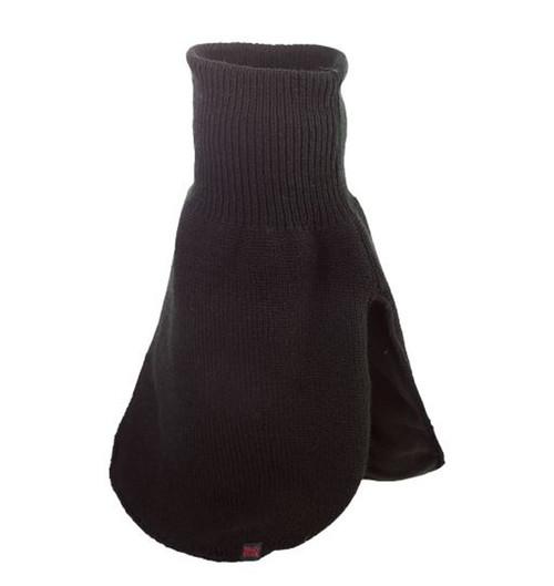Acrylic Neck Warmer (Black) - 10 Pack