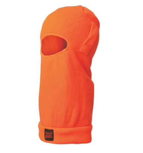 Acrylic Fleece Lined Hi-Vis Balaclava - 10 Pack