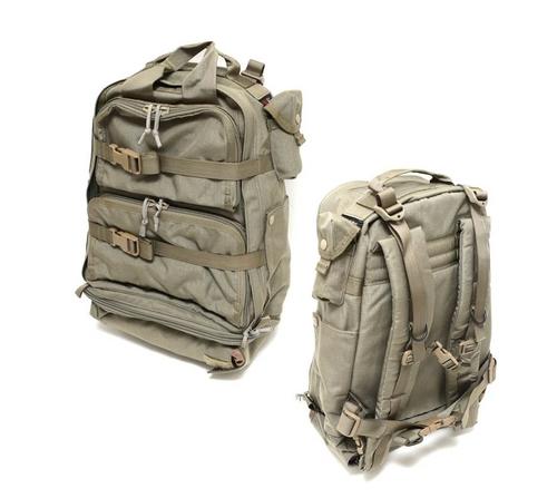 London Bridge Mass Casualty Medical Backpack (Tan)