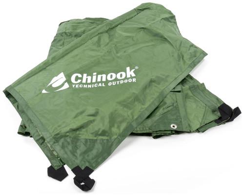 Chinook All-Purpose Tarp (Dark Green)