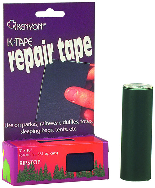Kenyon K-Tape Repair Tape (Black)
