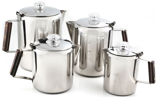 Chinook Timberline Stainless Steel Coffee Percolator Cup Insert