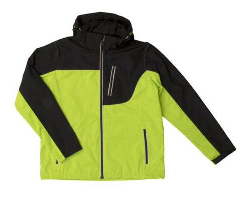 All Season Jacket (Fluorescent Green)