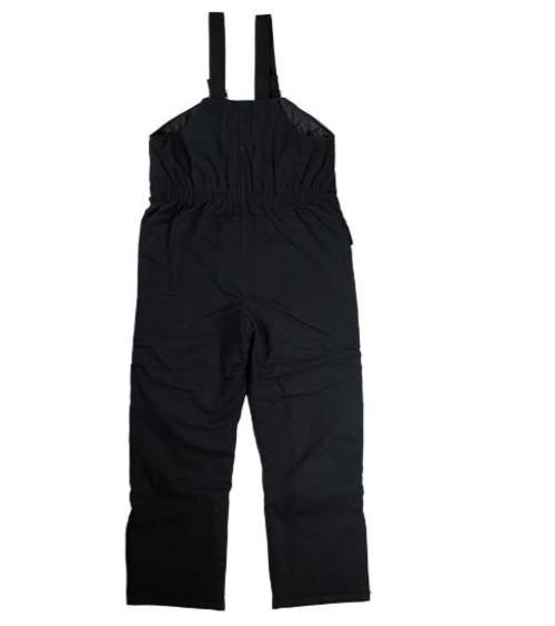 Work King Insulated Bib Overall (Black)