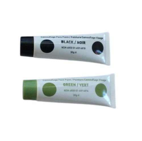 Rampart Camo Face Paint - Green & Black