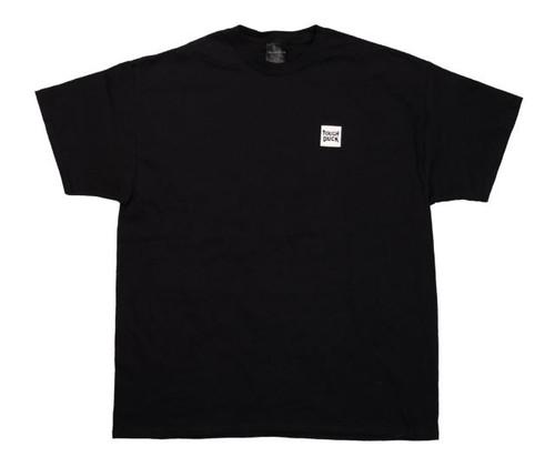 S/S Tough Duck Logo T-Shirt (Black) - 4 Pack