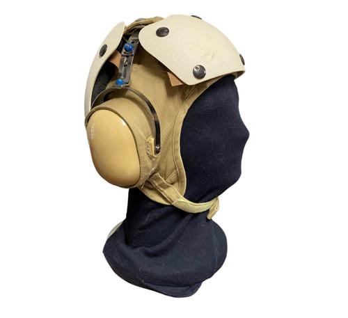 U.S. Armed Forces Flight Deck Helmet w/Headphones
