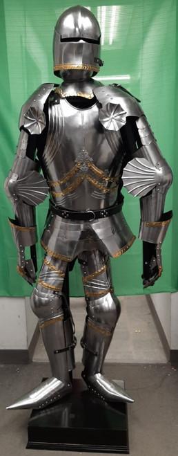 Light Cavalry Armor - Reproduction