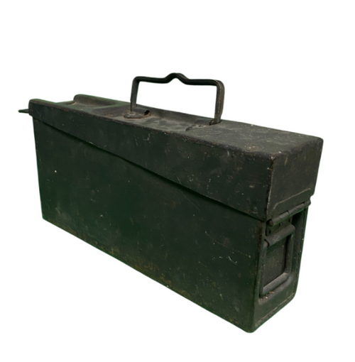 WWII German MG42 Gun Ammo Box