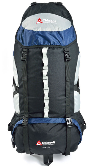 Chinook Shasta 65 & 75 Expedition Pack (Blue)