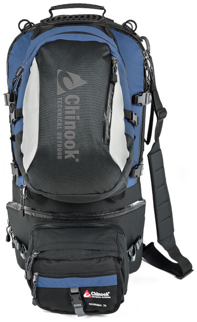 Chinook Excursion 70 & 80 Travel Pack (Model: Excursion 70)