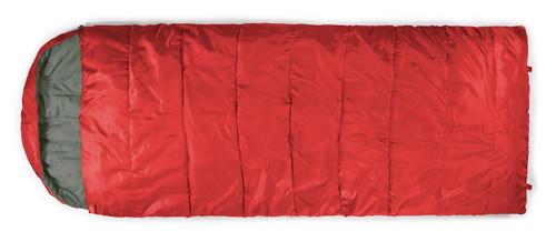 Trailside Sundowner 5 (5F) Sleeping Bag (Color: Red)