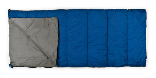 Trailside Treeline 4.5 (14F) Sleeping Bag (Color: Blue)