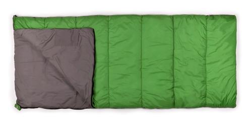 Trailside Treeline 6 (-4F) Sleeping Bag (Color: Green)