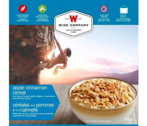 Wise Food Apple Cinnamon Cereal