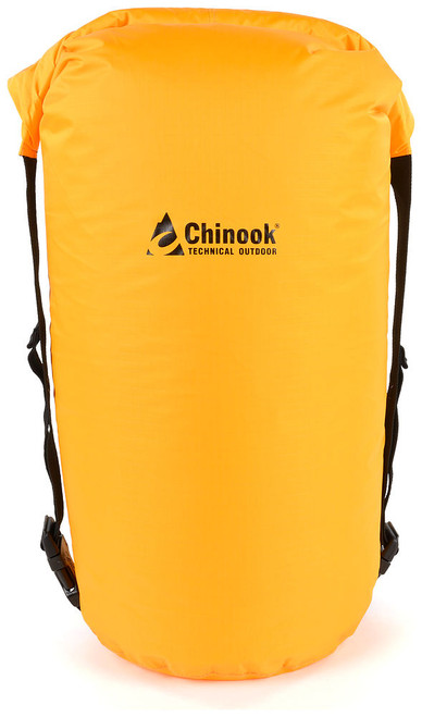 Chinook Ultralite Compression Dry Sack (Gold)