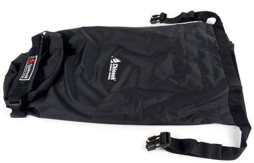 Chinook Ultralite Compression Dry Sack (Black)