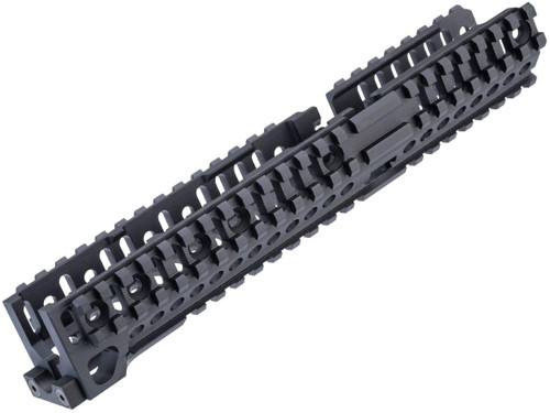 5KU B-30 Railed Handguard for AK Airsoft AEG Rifles (Model: LCT Version)