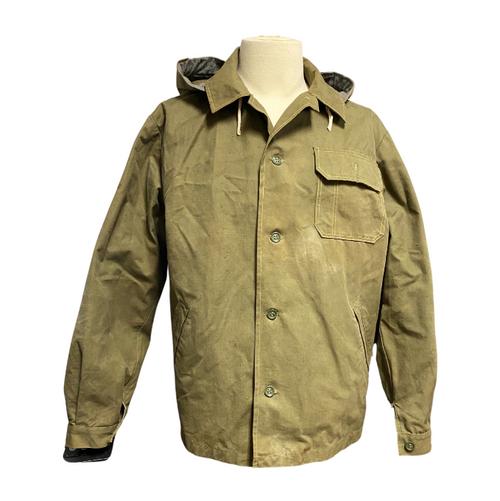 Late 70's Soviet Mountain Gorka Jacket