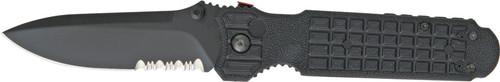 Predator II Linerlock Black