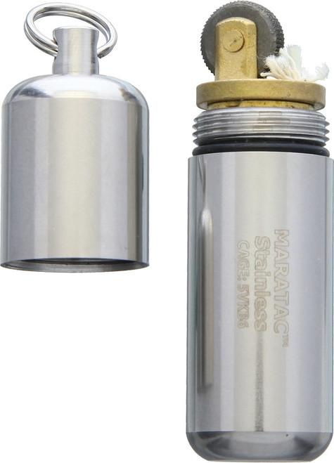 Peanut XL Lighter Stainless