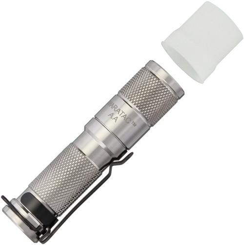 AA Titanium Flashlight