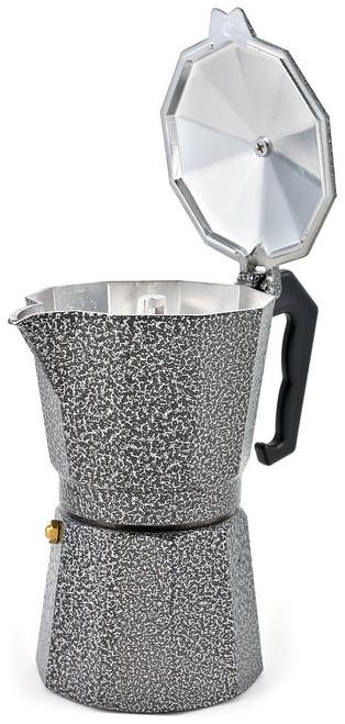 Chinook Granite Espresso Coffee Maker (Size: 6 Cup)