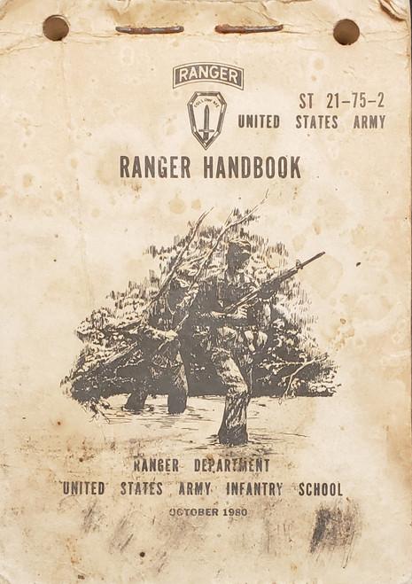 US Armed Forces Field Manual - Ranger Handbook (1980)