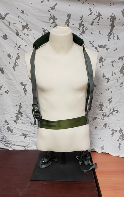 Canadian Armed Forces Sled Harness Straps