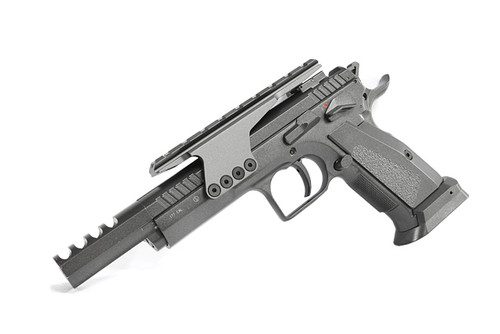 KWC MODEL COMPETITION 75 CO2 BLOWBACK 6mm FULL METAL