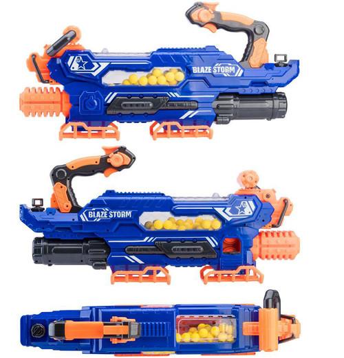 Blaze Storm 7119 Battery Operated Foam Ball Machine Gun