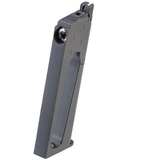 6mmProShop 16 Round CO2 Powered Magazine for KWC Elite Force ASG Cybergun 1911 Gas Blowback Airsoft Pistols