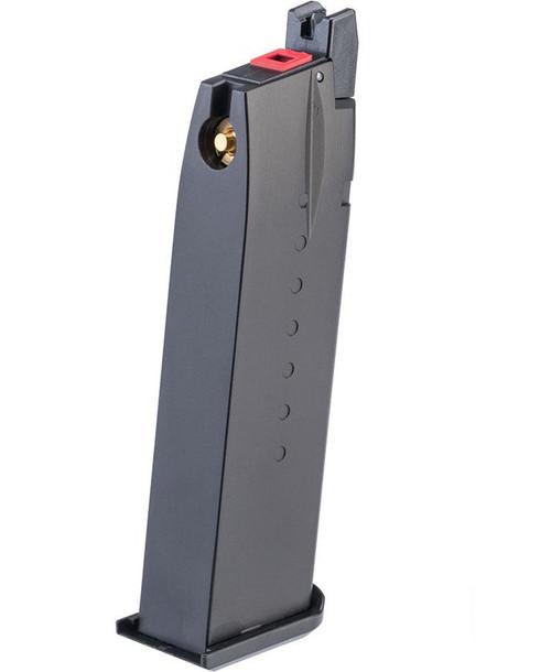 EMG 25rd Magazine for Hudson H9 Series GBB Parallel Training Pistols