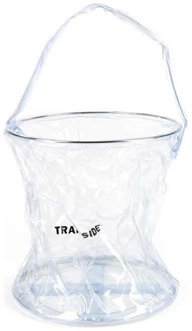 Trailside Folding Clear Water Bucket