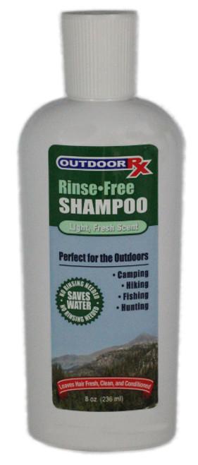 Outdoor RX Rinse-Free Soap & Shampoo