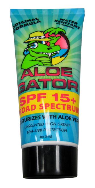 Aloe Gator SPF 15 Sunblock Lotion
