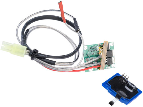 ARES Replacement MOSFET Parts for M4 AEG E.F.C.S. Advanced Electronic Circuit Units (Rear Wired)