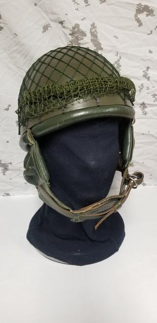 Polish/East German Paratrooper Helmet WZ63