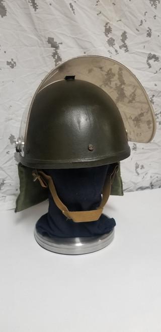Soviet/Russian P7-1M Lightweight Aramid Helmet