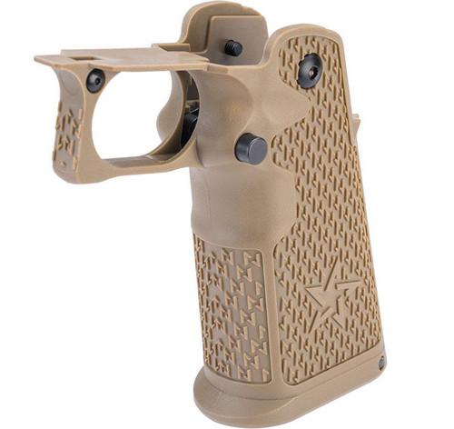 Angel Custom CNC G2 Polymer Pistol Grip for TM Hi-Capa Gas Blowback Pistols