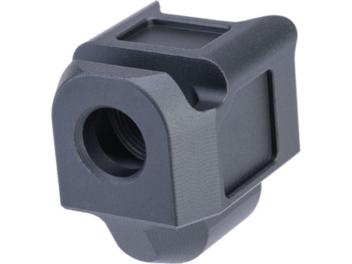 Pro-Arms Pistol Compensator for Elite Force GLOCK 19x and 17 Gen 5 Gas Blowback Airsoft Pistols