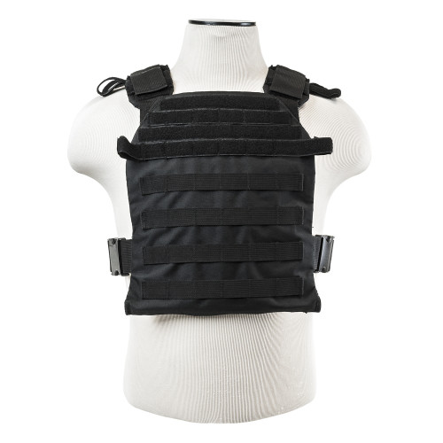 VISM Fast Plate Carrier (Black)