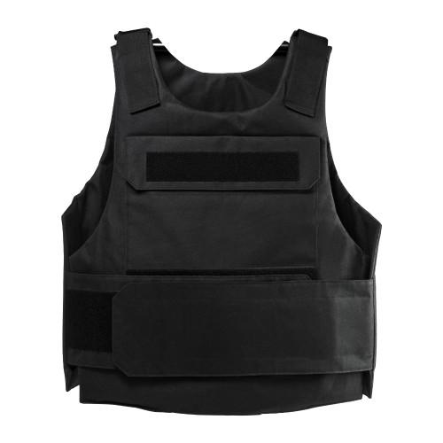 VISM Discreet Plate Carrier (Black)