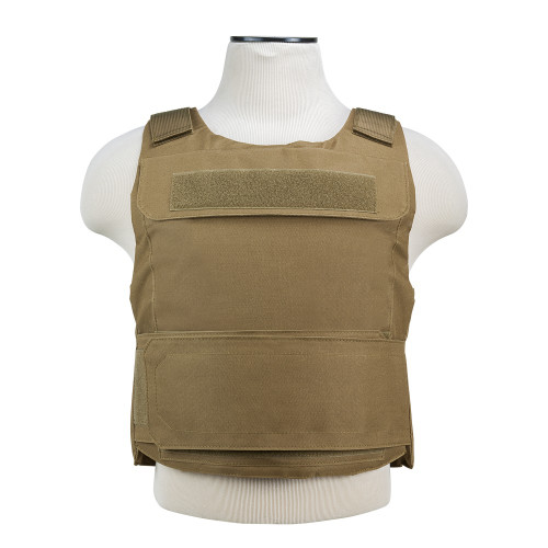 VISM Discreet Plate Carrier (Tan)