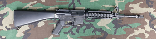 ICS M4A1 RIS Fixed Stock Tinted Lower- Boneyard