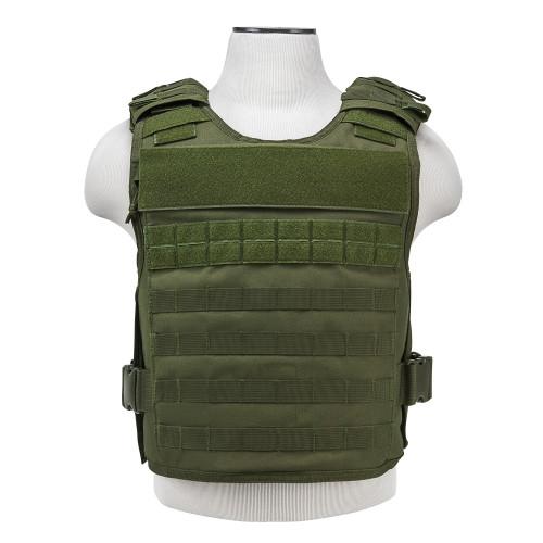 VISM Carrier w/External Pockets (Green)