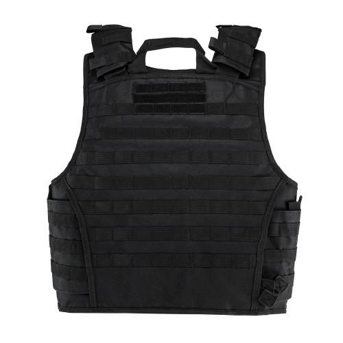 VISM Expert Plate Carrier Vest (Black)